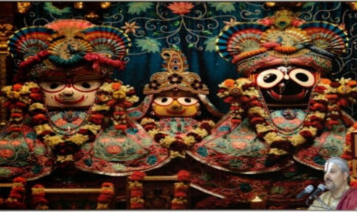 Shri Jagannath Ashtakam