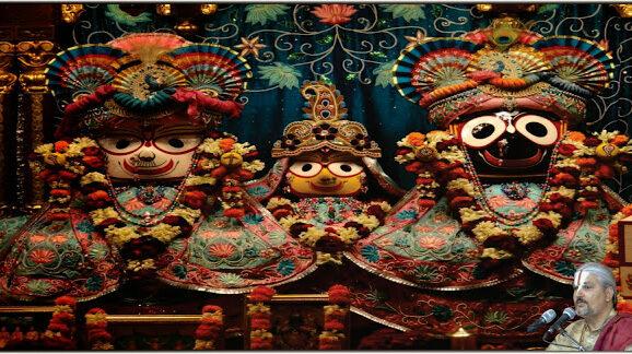 Jagannatha Sahasranamastotra. Sansthanam.