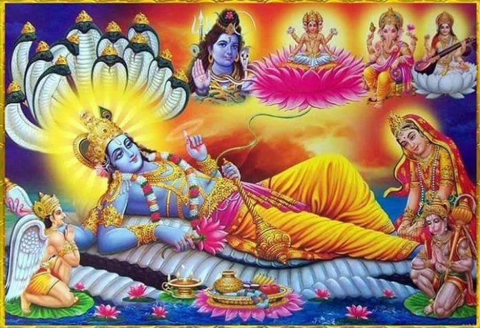 Vishnu Pratah Smaranam