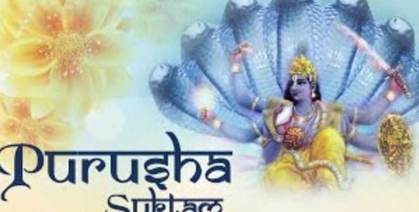 Purush Suktam Vedamantra Manjari