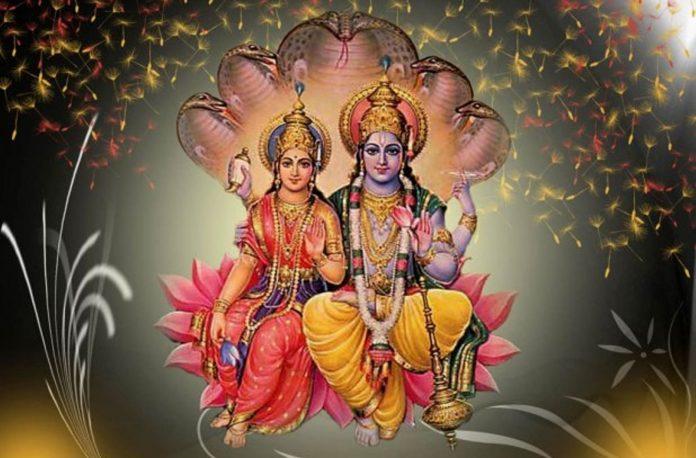 Shri Vishnu kavacham