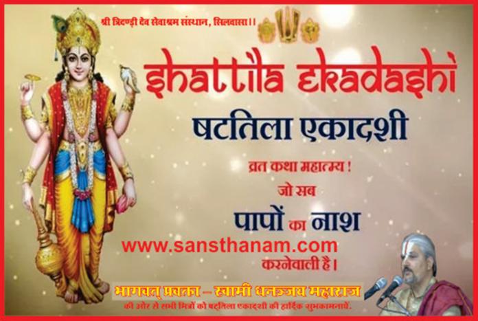 Shat-Tila Ekadashi Vrat
