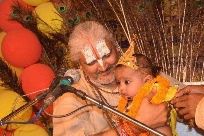 Shri Nand Kumarashtakam